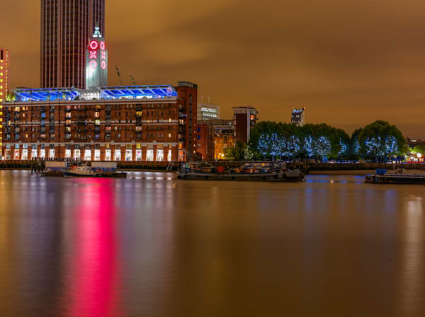 OXO in Red | London Art Photography Print