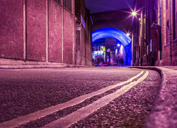 Stay To The Right | London Art Photography Print