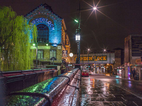 Camden Lock | London Art Photography Store
