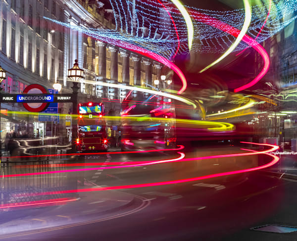 Piccadilly Chaos | London Art Photography Store