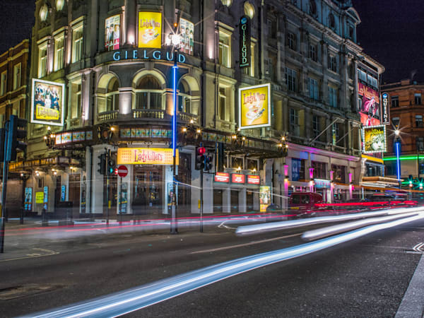 The Gielgud | London Art Photography Store