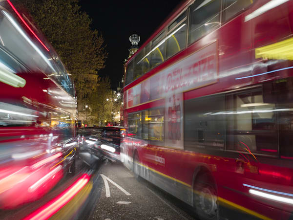 Double Double Deckers | London Art Photography Store