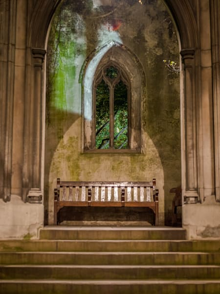Quiet Alcove in St. Dunstans