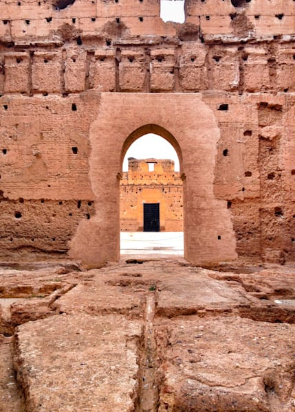Moroccan Doorway Photography Print | Gifts For Art Lovers