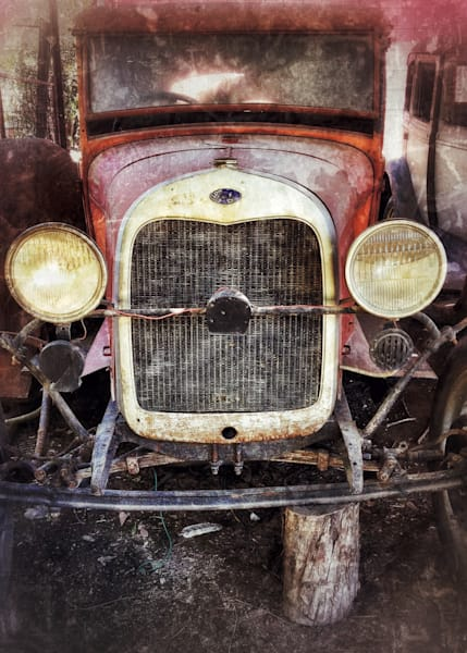 Headlights Photography Print   Gifts For Art Lovers