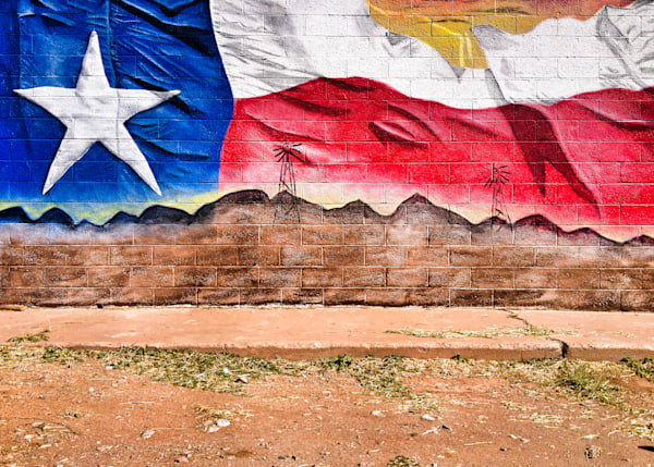 Texas Glory Photography Print | Gifts For Art Lovers