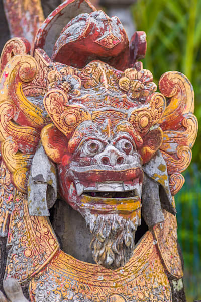Tirta Gangga Barong Photography Print | Gifts For Art Lovers