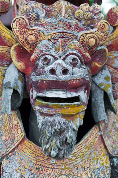 Water Palace Barong Photography Print | Gifts For Art Lovers