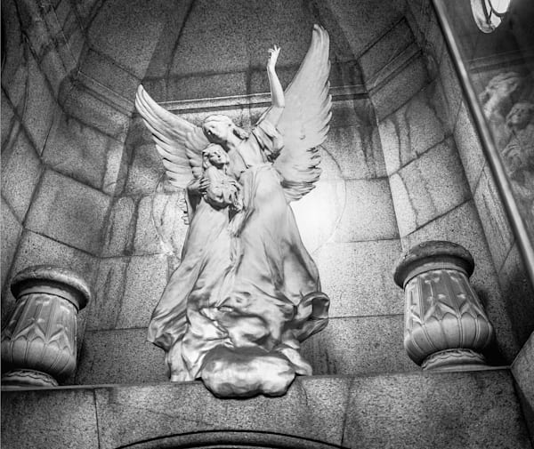 Recoleta Cemetery X | Black and White Art Photography Store