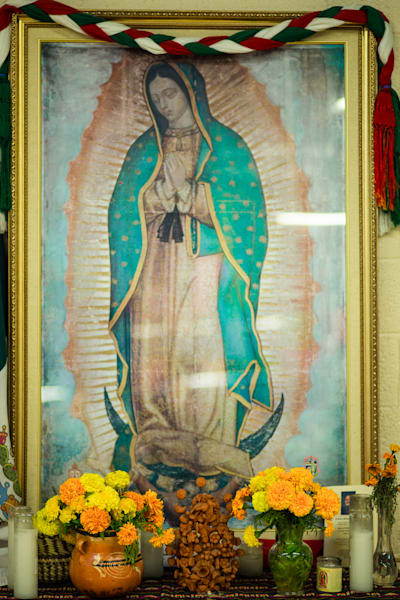 Our Lady of Guadalupe II | El Paso Art Photography