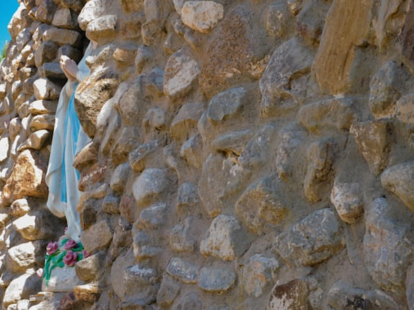 Madonna in the Wall | Southwest Art Photography Prints