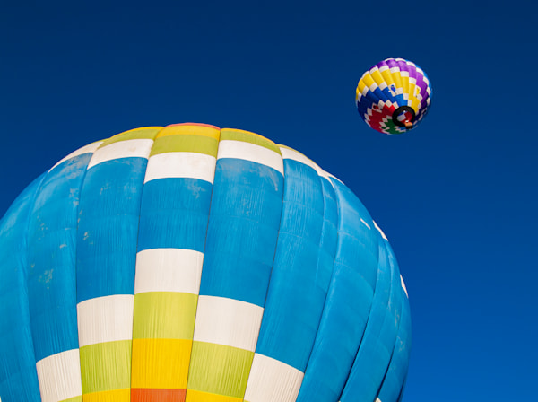 Hot Air Photography Print   Gifts For Art Lovers