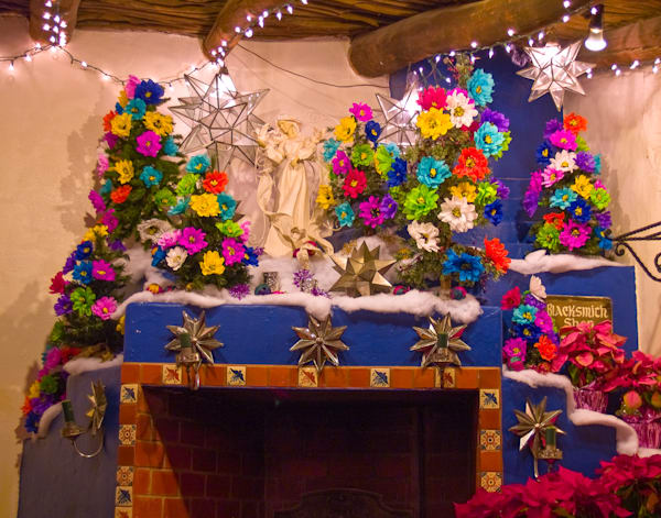 Colorful Christmas | El Paso Art Photography
