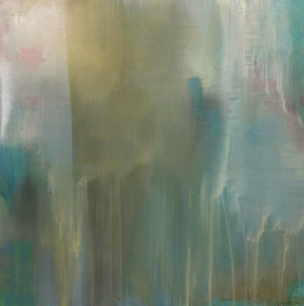 Abstracted: Summer Storm I Art | Studio Artistica
