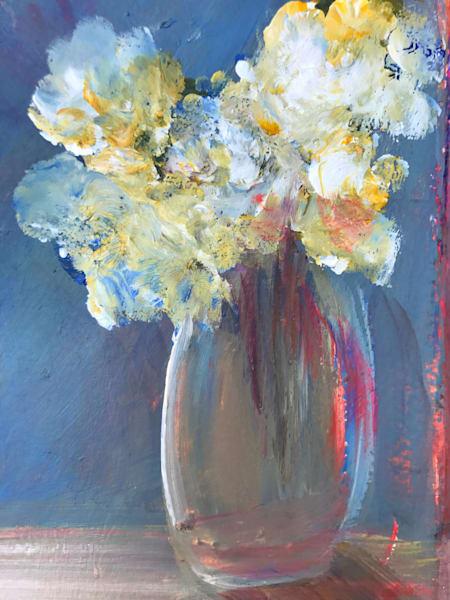 Bouquets:  A Vase of Petals