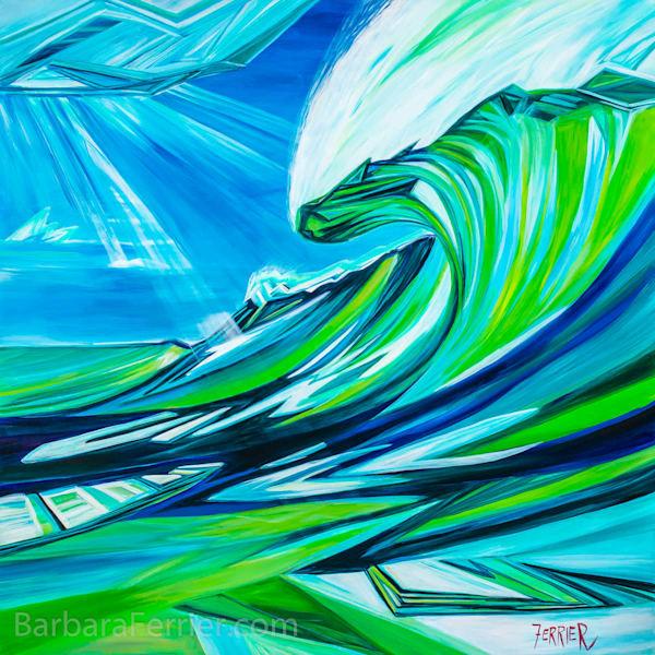 Spirit Wave | barbaraferrier