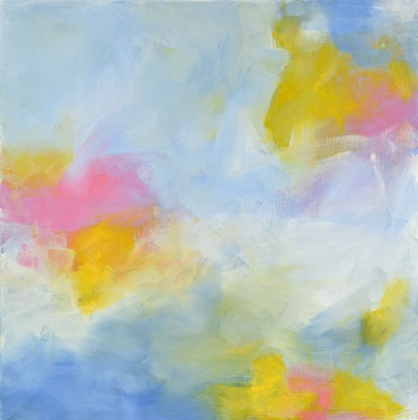 Harmony:  Cotton Candy Clouds Art | Studio Artistica