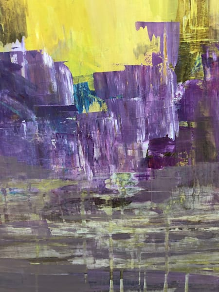 Abstracted: Amethyst Art | Studio Artistica