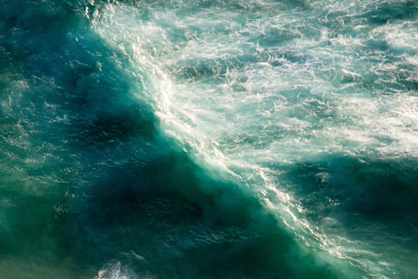 Indonesian Wave No. 1 Art | Jonah Allen Studio