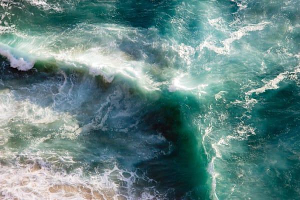 Indonesian Wave No. 2 Art | Jonah Allen Studio