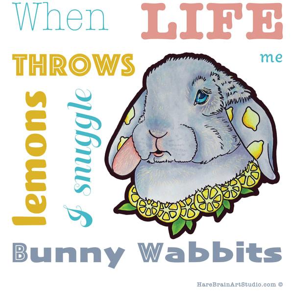Life Lemon Bunnies