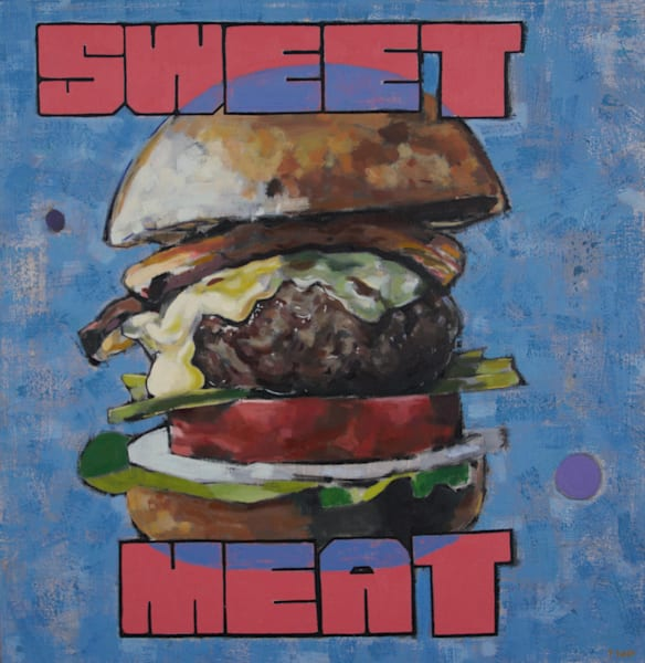 Matt Pierson Artworks | Sweet Meat