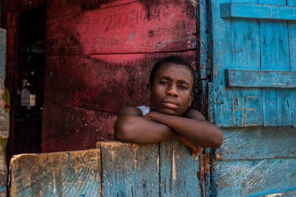 Ghana Village 9 Art | Roost Studios, Inc.