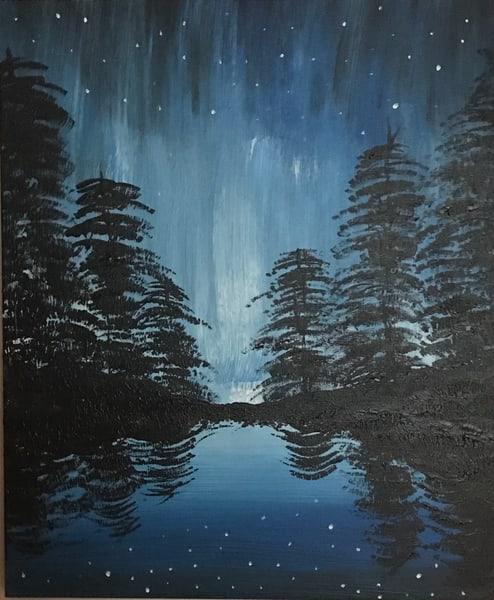 Nighttime Stars