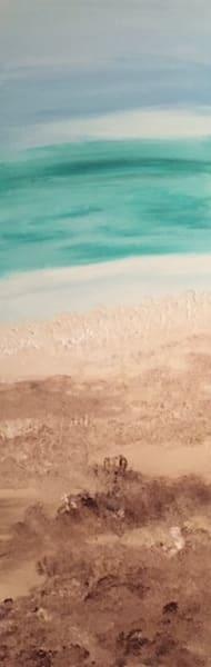 Beach Aqua Sand