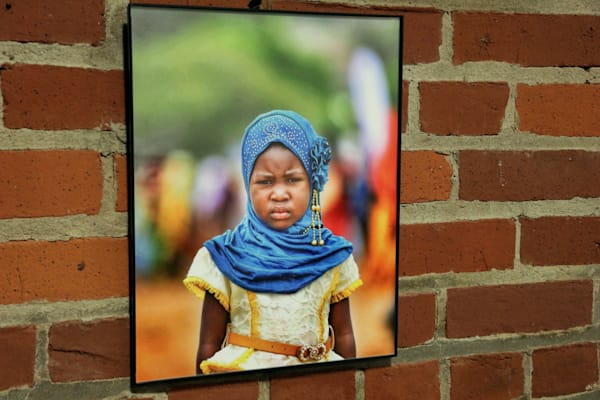 Innocence Tanzania Series Framed Photograph
