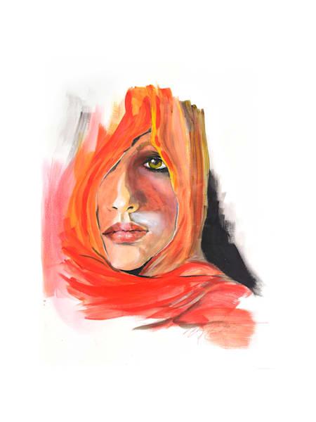 Behind The Veil Art | Art a la Carte Gallery