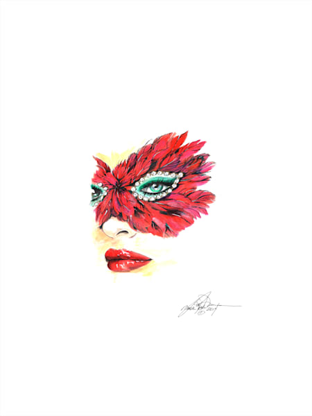 The Mask Art | artalacarte