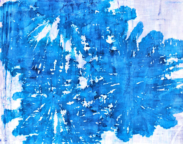 Big Bloom: Blue