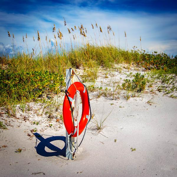 Beach Lifesaver - No.2