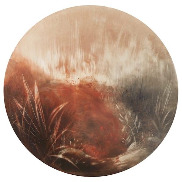 The Silent Celestial Landscape Art by joseltelot