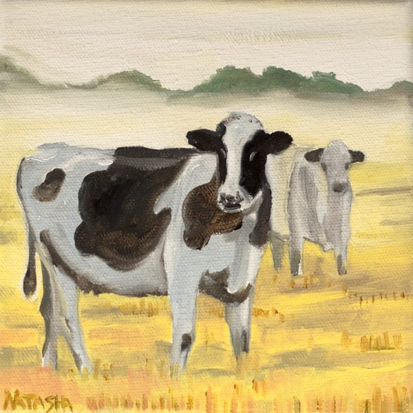 'Cow II' Art for Sale