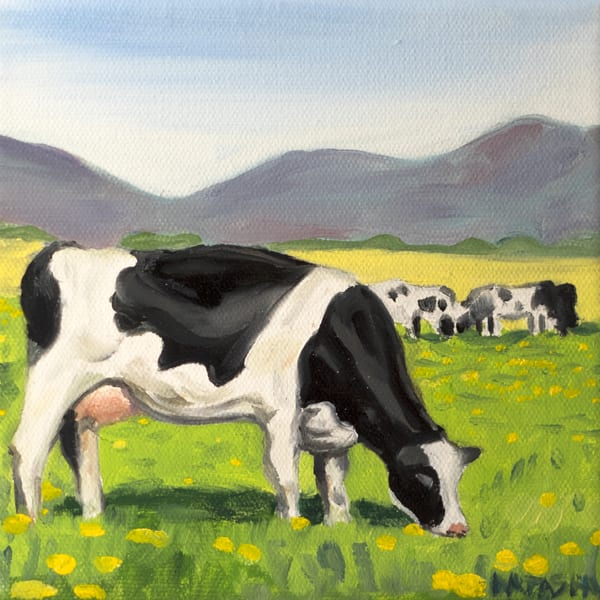 'Cow III' Art for Sale