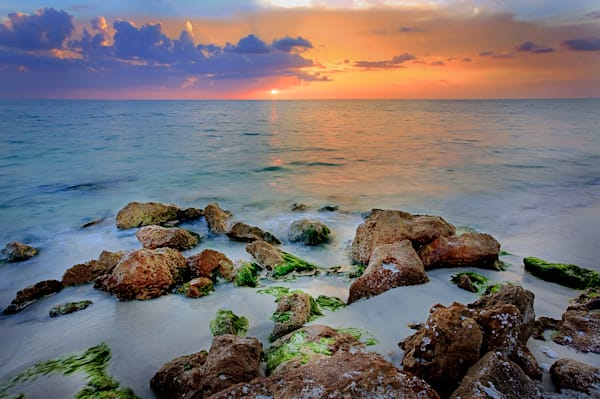 Coastal Sunset - No.4