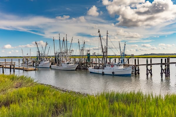 Port Royal Fleet Photography Art | Phil Heim Photography
