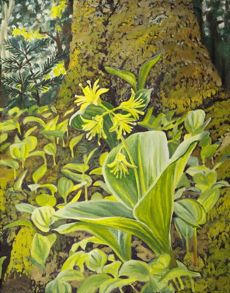 Flower Paintings and Art for Sale