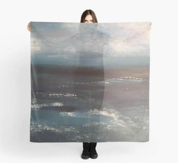 Deep Blue Sea | Marci Brockmann Author, Artist, Podcaster & Educator