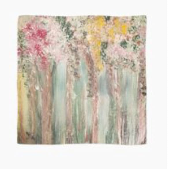 Woods In Spring | Marci Brockmann Author, Artist, Podcaster & Educator