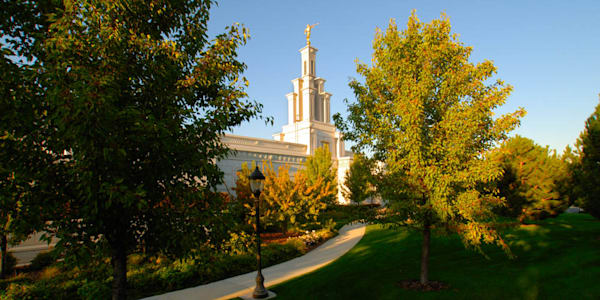 Columbia River Washington Temple