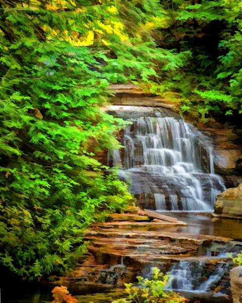 Mill Falls 2 Art | monroepayne