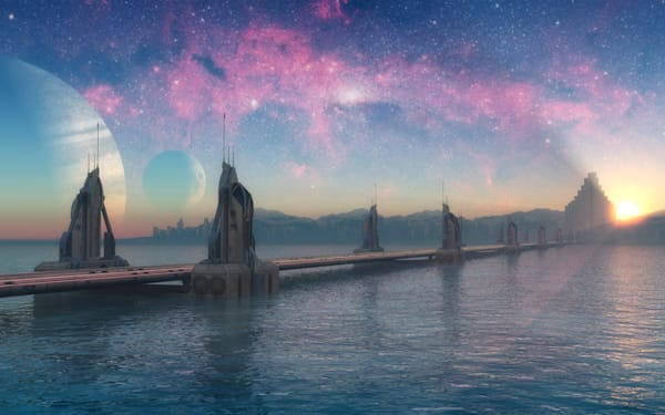 Bifrost Bridge | Cynthia Decker