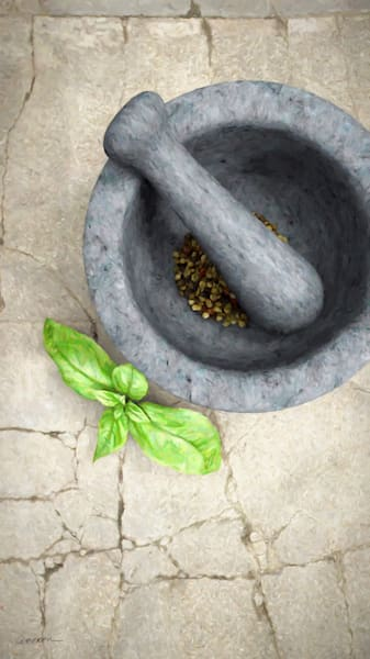 Culinary III | Cynthia Decker