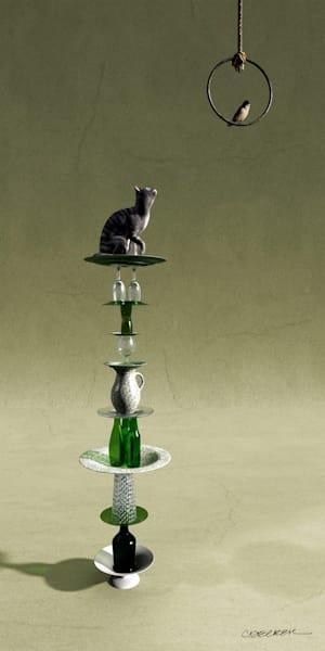 Equilibrium III | Cynthia Decker
