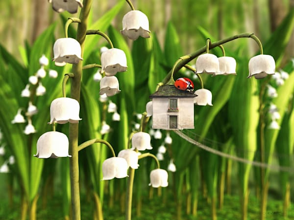 Lily of the Valley   Cynthia Decker
