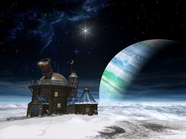 Observatory | Cynthia Decker