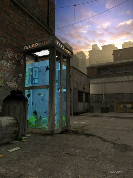 Phone Booth | Cynthia Decker
